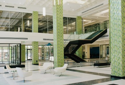 Office Building Foyer